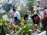 越南人刻在心坎里的扫墓习俗