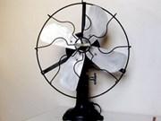 热爱河内的人与收藏古电风扇的喜好