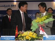 Sacombank与新加坡DMG&Partner公司加强合作