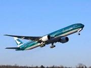 Cathay Pacific 公布2011年最大促销计划