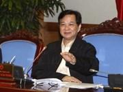 越南政府强调稳定宏观经济问题