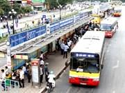 300万美元用于改善河内公共交通
