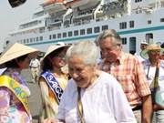 Saigontourist 接待国际游船的2650名游客