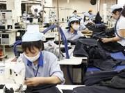 纺织成衣产业继续卫冕出口冠军