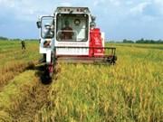 越韩加强农业合作