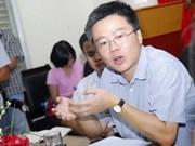 吴宝珠教授和法国教授被授予名誉博士证书