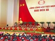 发行越南党十一大文件集