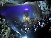 天堂洞吸引国内外游客