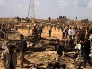 越南呼吁有关各方停火和平解决利比亚问题