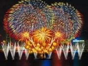 第四届岘港国际烟花比赛将点亮韩河之夜