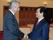 越南与德国萨克林-安哈尔特州加强合作关系