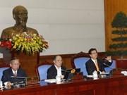越南政府:早日解决收入较低者和中小型企业的困难