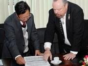 美国向承天-顺化省转交5份越南烈士资料档案