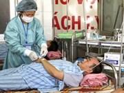越南与美国国际开发署合作应对疾病