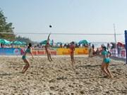 PV GAS DISTR正式成为国家沙滩排球队主要赞助商