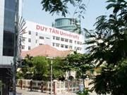 越南维新大学与加利福尼亚大学签署培训合作协议