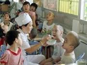 越美橙毒剂对话小组讨论解决在越南的橙毒剂后果
