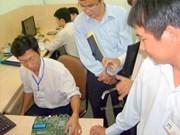 日本国际集成电路比赛越南荣获两项最高奖