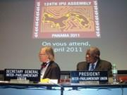 越南国会代表团参加各国议会联盟第124届大会