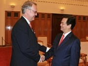 阮晋勇总理会见联合国驻越协调员