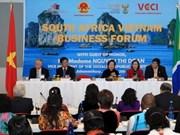 越南欢迎南非企业到越南投资