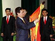 阮晋勇总理会见印度尼西亚总统