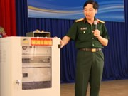 越南试验首个海啸预警系统