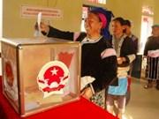 选举委员会:基本保证选举工作的进度