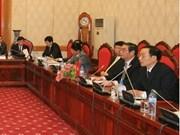 黎宏英大将会见泰国代表团