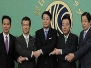 日本民主党确定竞选党首的5名候选人