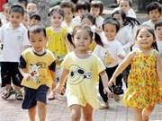 越南儿童保护法实施细则出台