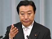 日本新任首相任命舆石东议员为DPJ秘书长