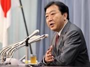 日本首相野田佳彦新内阁支持率猛增