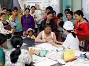 加拿大向越南社会公益项目提供援助