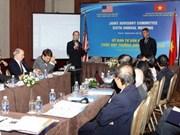 越美橙毒剂联合顾问委员会第六次会议在河内举行
