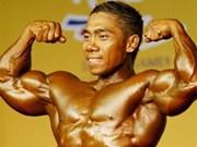 越南选手夺得亚洲健美锦标赛金牌