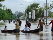 洪灾给泰国和柬埔寨造成巨大损失