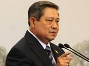 印度尼西亚进行内阁重组