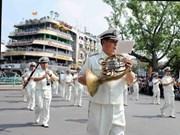 第十六届世界警察音乐会在河内拉开帷幕