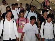 菲律宾释放七艘越南渔船