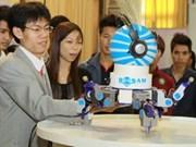 第二届国际电子消费和电信信息展会在河内举行