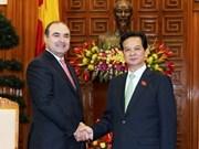 越南与阿尔巴尼亚加强传统友谊关系