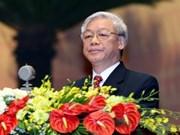 越共中央总书记阮富仲即将访问柬埔寨
