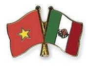 墨西哥劳动党向越南橙毒剂受害者协会赠送礼物