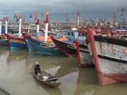 越南与东亚海域环境管理区域项目组织加强合作