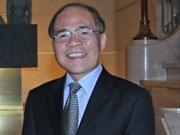 英国议员:越南国会主席访英有助于推动两国关系发展