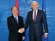 全面推动越南与欧洲各国的友好合作关系