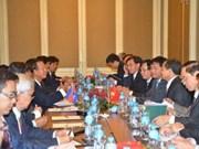第17次东盟交通运输部长会议发表联合声明