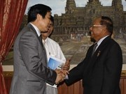 柬埔寨高度评价越南在信息传媒领域所提供的帮助