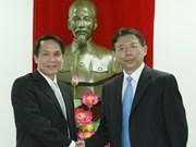 越南通讯社与中国新华社加强合作